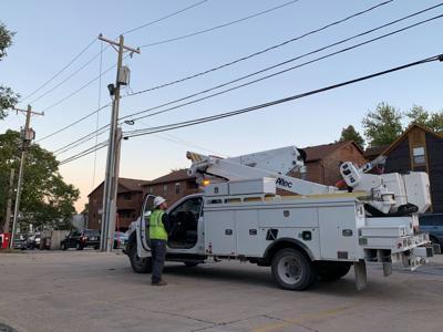 10/1/19 Duke power outage