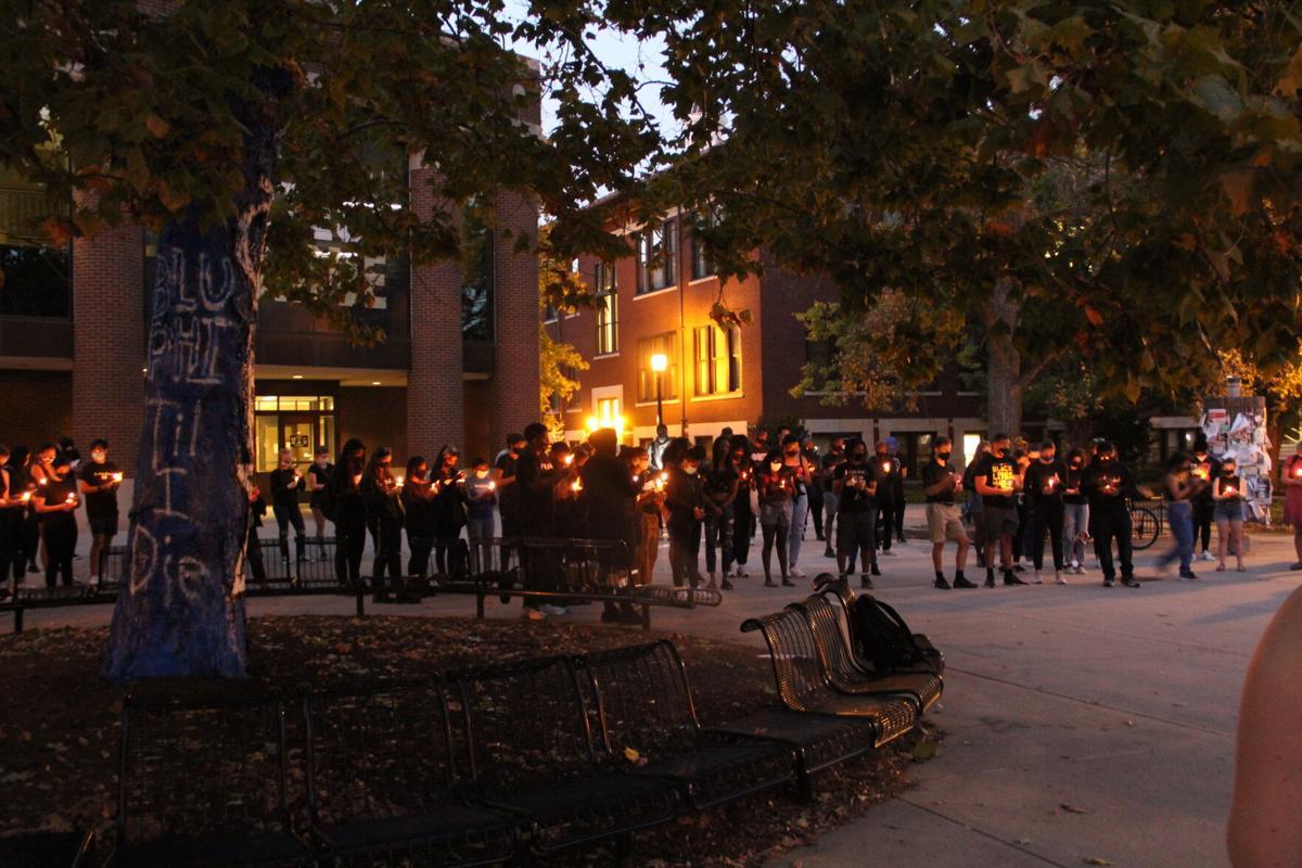 10/9/20 Breonna Taylor Vigil