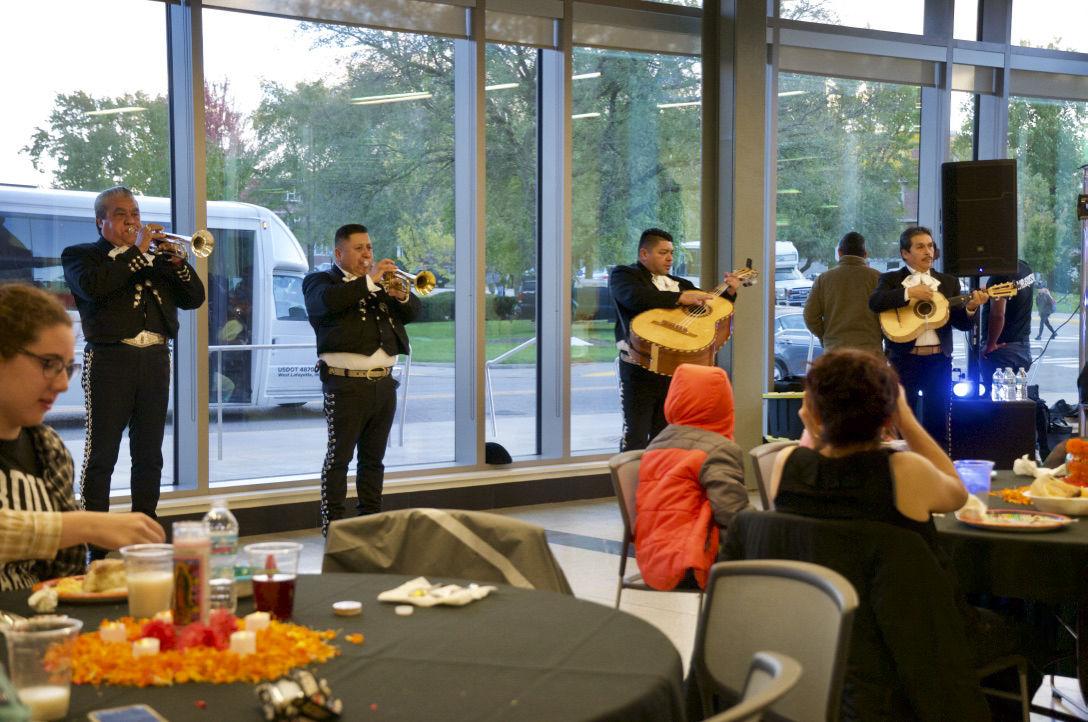 10/20/18 Dia de Los Muertos Fiesta | Campus | purdueexponent org