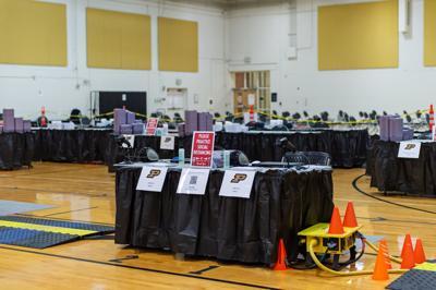 1/16/21 Return to Campus, Indoor testing