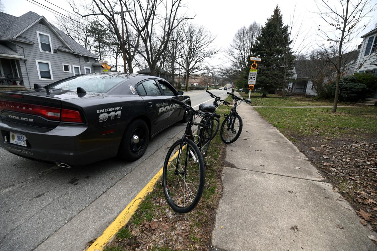 3/24/20 810 N. Grant St., stolen bikes