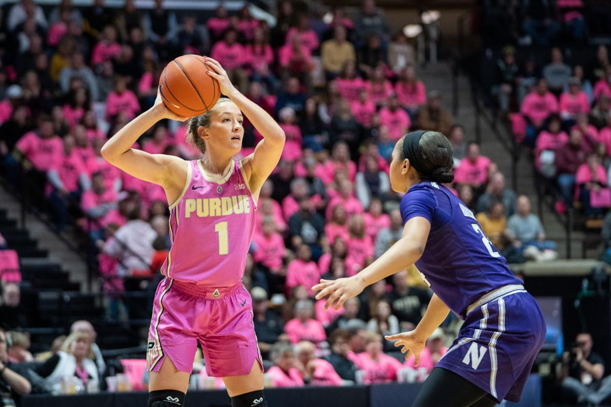 2/17/19 Northwestern, Karissa McLaughlin
