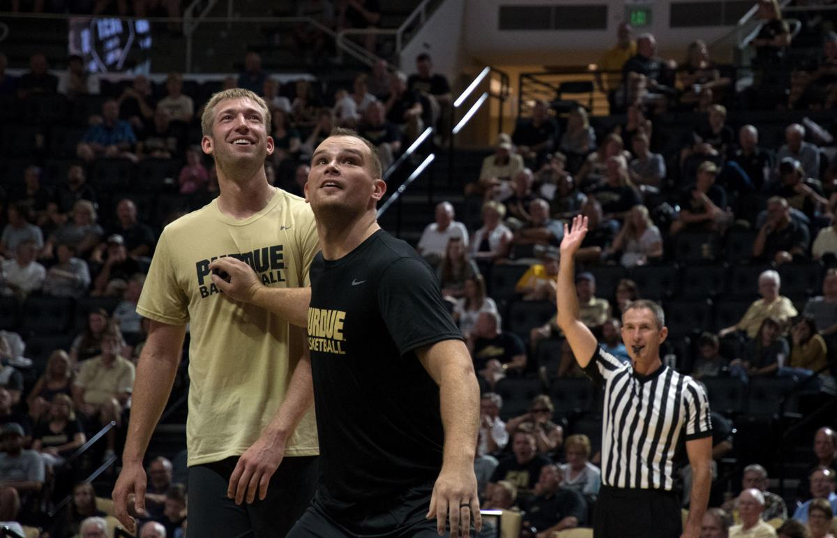 8/4/18, Purdue Alumni Game, Hummel and Byrd