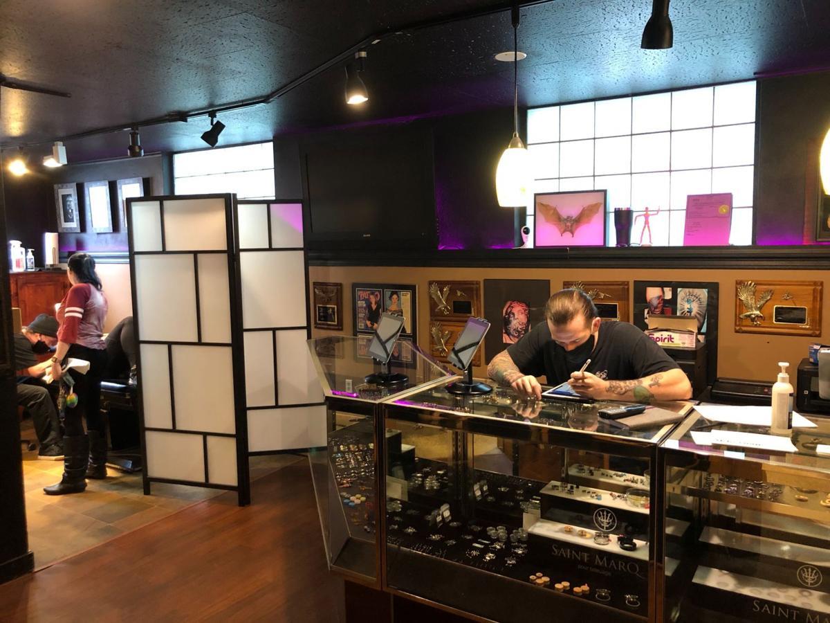 5/18 New Breed Tattoo shop