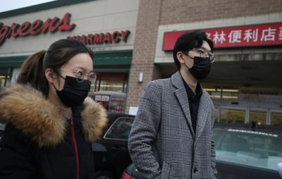 1/24/20 face masks coronaviruses