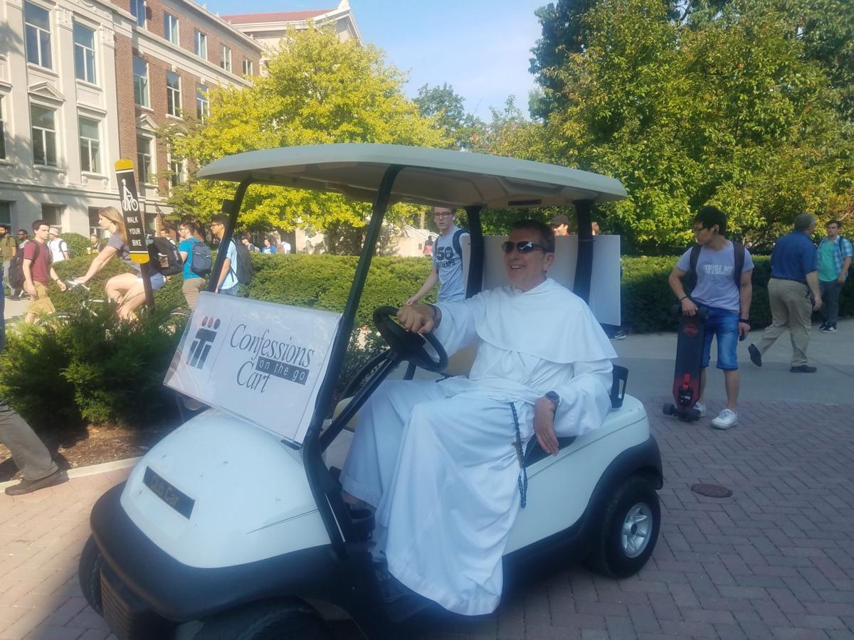 9/12/19 golf cart confessions