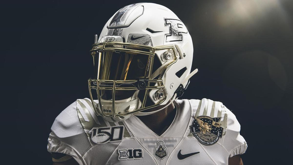 10/9/19 Purdue's new uniform