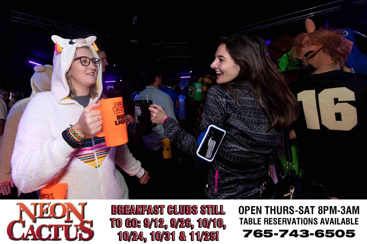 9/7/19 Neon Cactus Breakfast Club