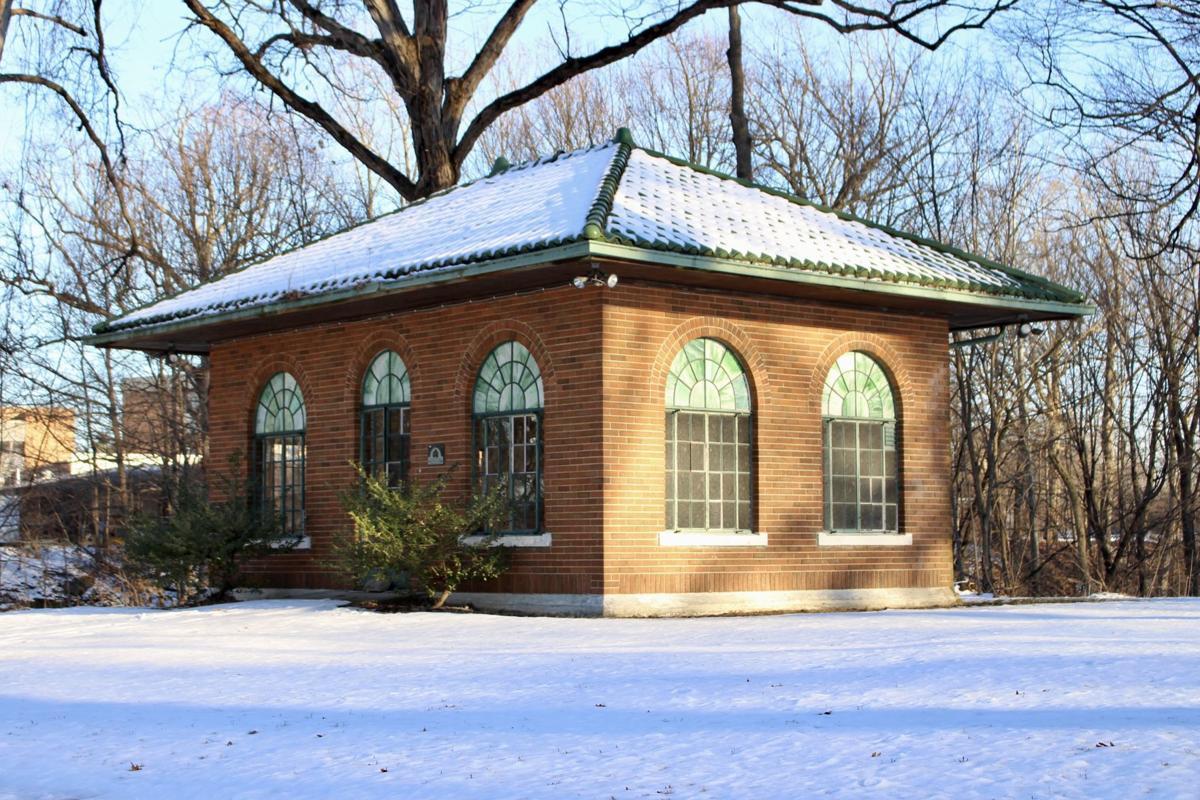 2/17/20 Veterans Cemetery Chapel