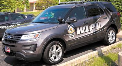 5/19/16 WLPD cruiser