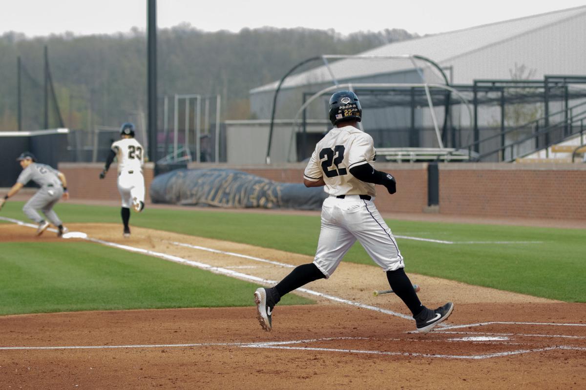 4/23/19 Baseball vs Chicago State, Bryce Bonner, Charlie Nasuti