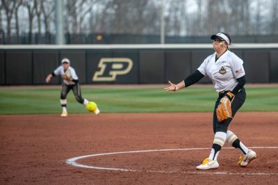 Purdue v Penn State 4/5/19, Alex Echazarreta