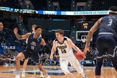 Purdue Men S Basketball Family Goes Deeper Than A Saying On A