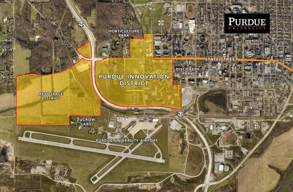 purdue calumet campus map Trustees Approve Several Development Facilities Actions purdue calumet campus map