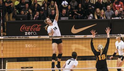 4/27/2020 Annie Drews volleyball