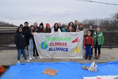 12/2/19 Climate Strike Photo