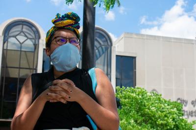6/16 Protest: Vanessa III