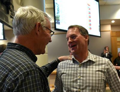 5/8/18 Tippecanoe County Primary Election, Eric Burns, Pat Harrington