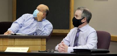 8/3/2020 Board of Health, Dr. Jeremy Adler