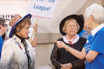 9/22/15 Sheila Klinker, League of Women's Voters