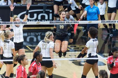 9/3/19 Ball State Purdue Team Reaction