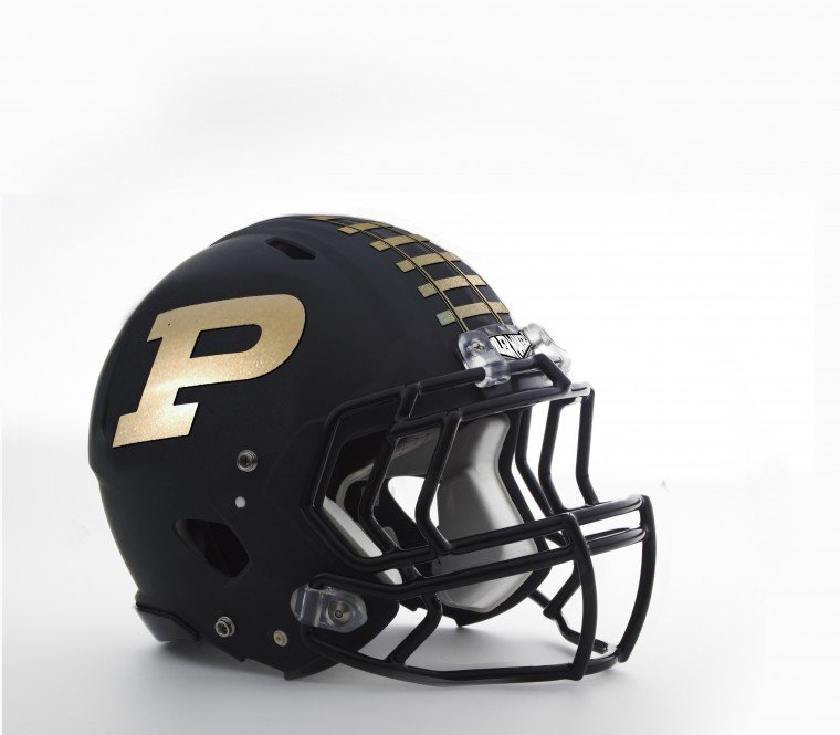 Football Team Among Many Who Admire Student S Jersey Design Mens Purdueexponent Org
