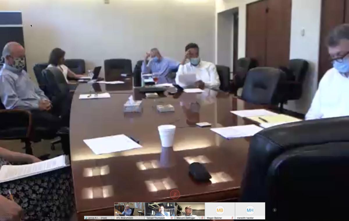 5/26/2020 Virtual Board of Trustees