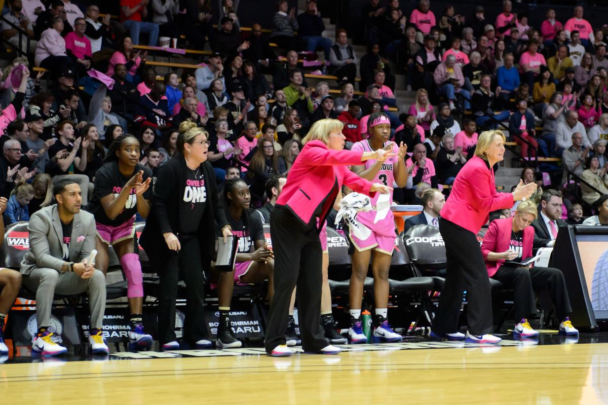 2/9/20 Iowa, Head Coach Sharon Versyp