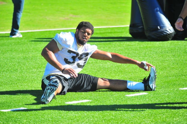 Rouse adjusts to offense; Purdue football notebook ...