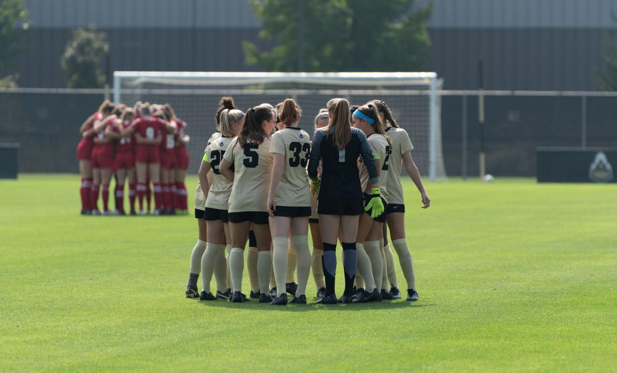 10/7/18 Soccer v. Wisconsin, Purdue Soccer Team