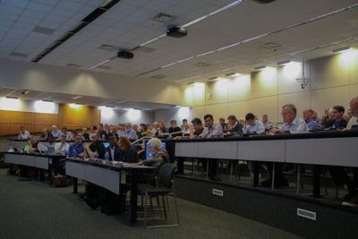 9/10/18 University Senate, audience