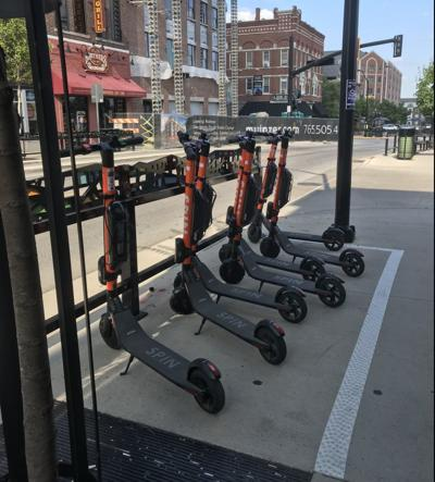 11/6/19 WL scooter parking