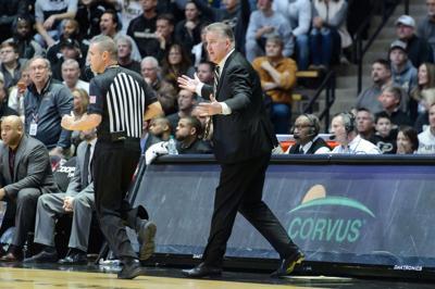 2/22/20 Michigan, Coach Matt Painter
