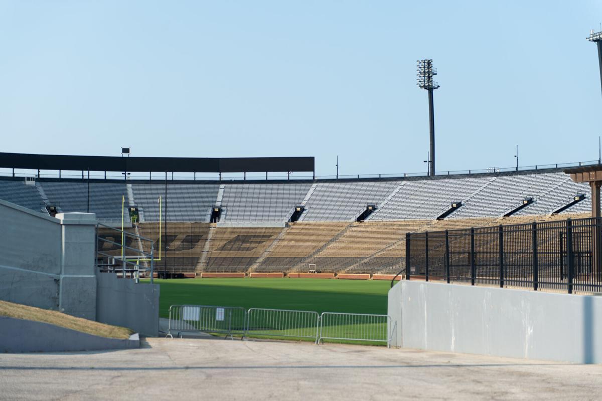 8/25/20 Empty Ross-Ade Field