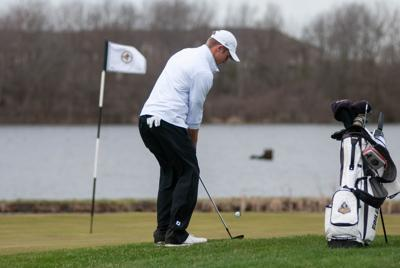 1/28/21 Men's Golf Boilermaker Invitational, Joe Weiler