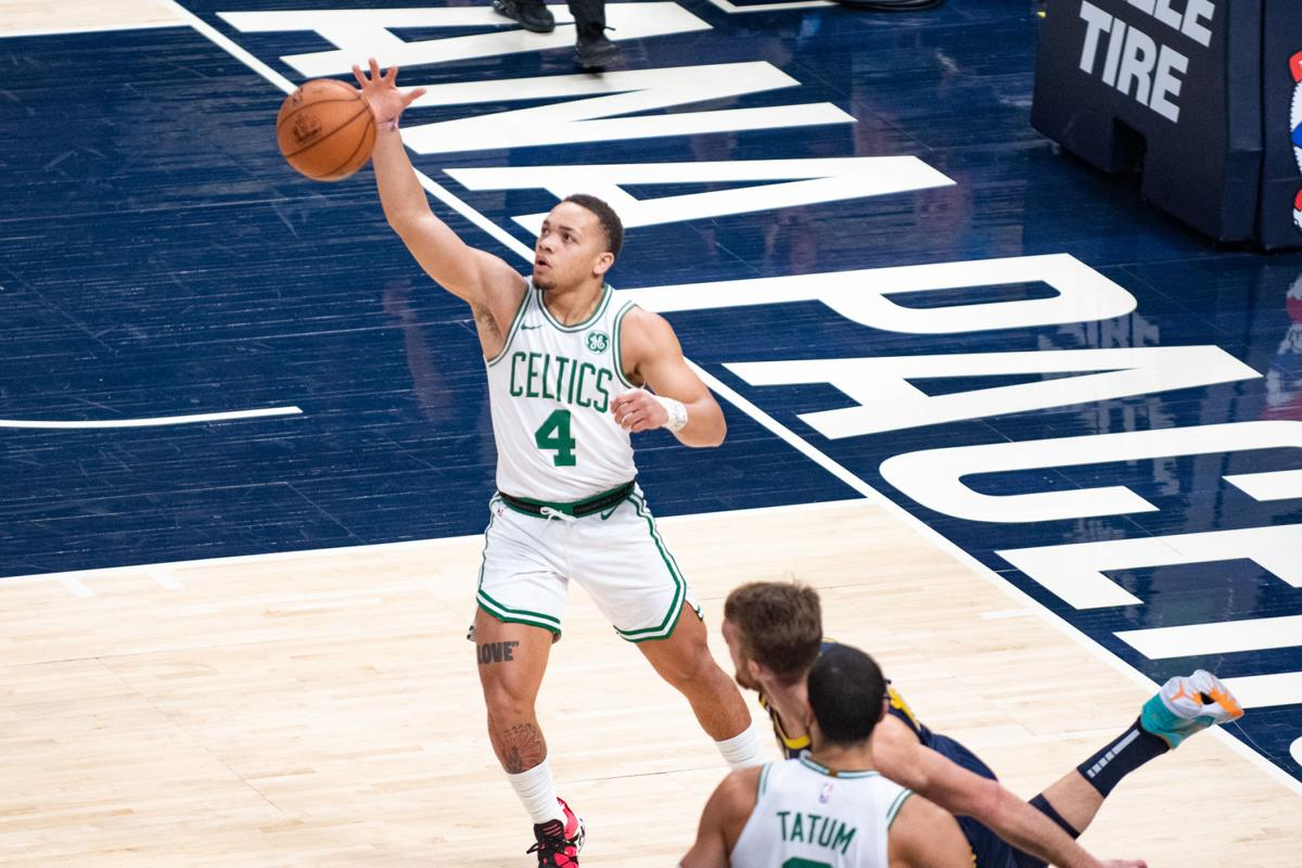 12/11/19 Pacers-Celtics, Carsen Edwards