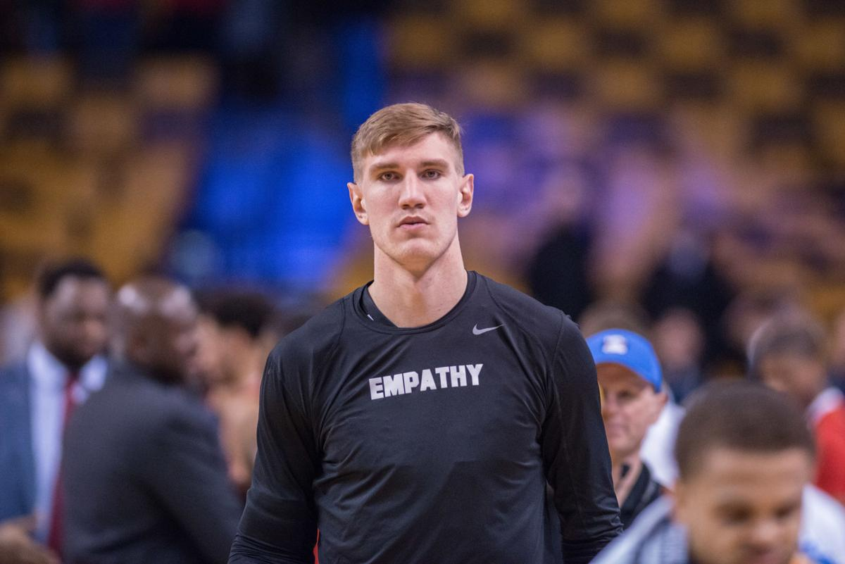 Lawsuit Isaac Haas Accused Of Knowingly Spreading Stds To