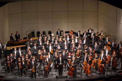 3/4/16 Philharmonic & Symphonic Orchestra Concert