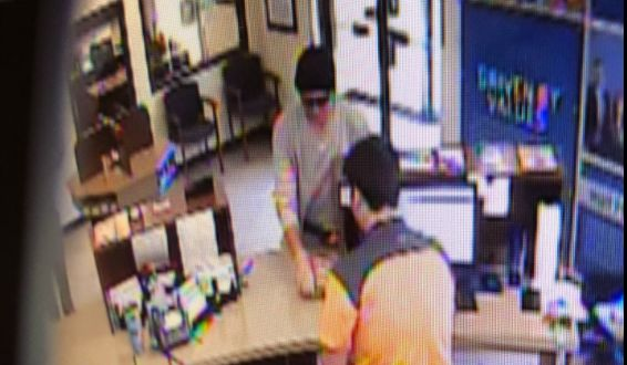 8/5/19 Centier Bank Robbery