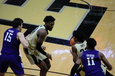 2/6/21  Northwestern, Trevion Williams