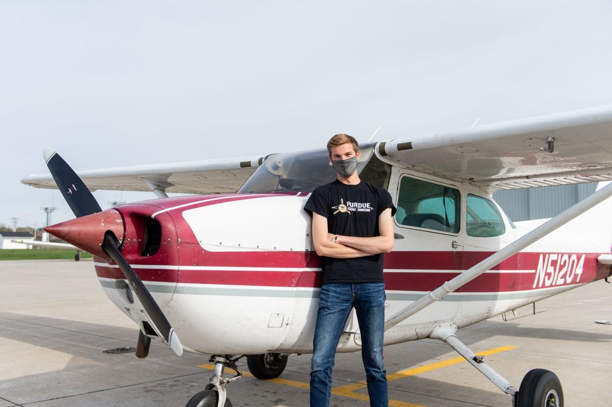 4/18/21 Student Pilots, Portrait