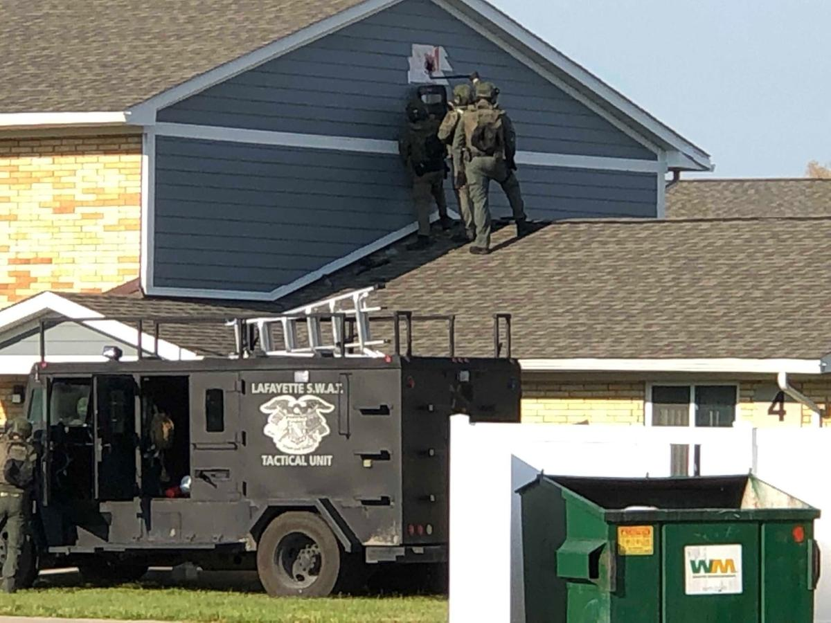7-26-19 SWAT standoff at Romney Meadows