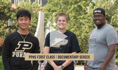 """""""Purdue Polytechnic High School First Class"""" docuseries"""