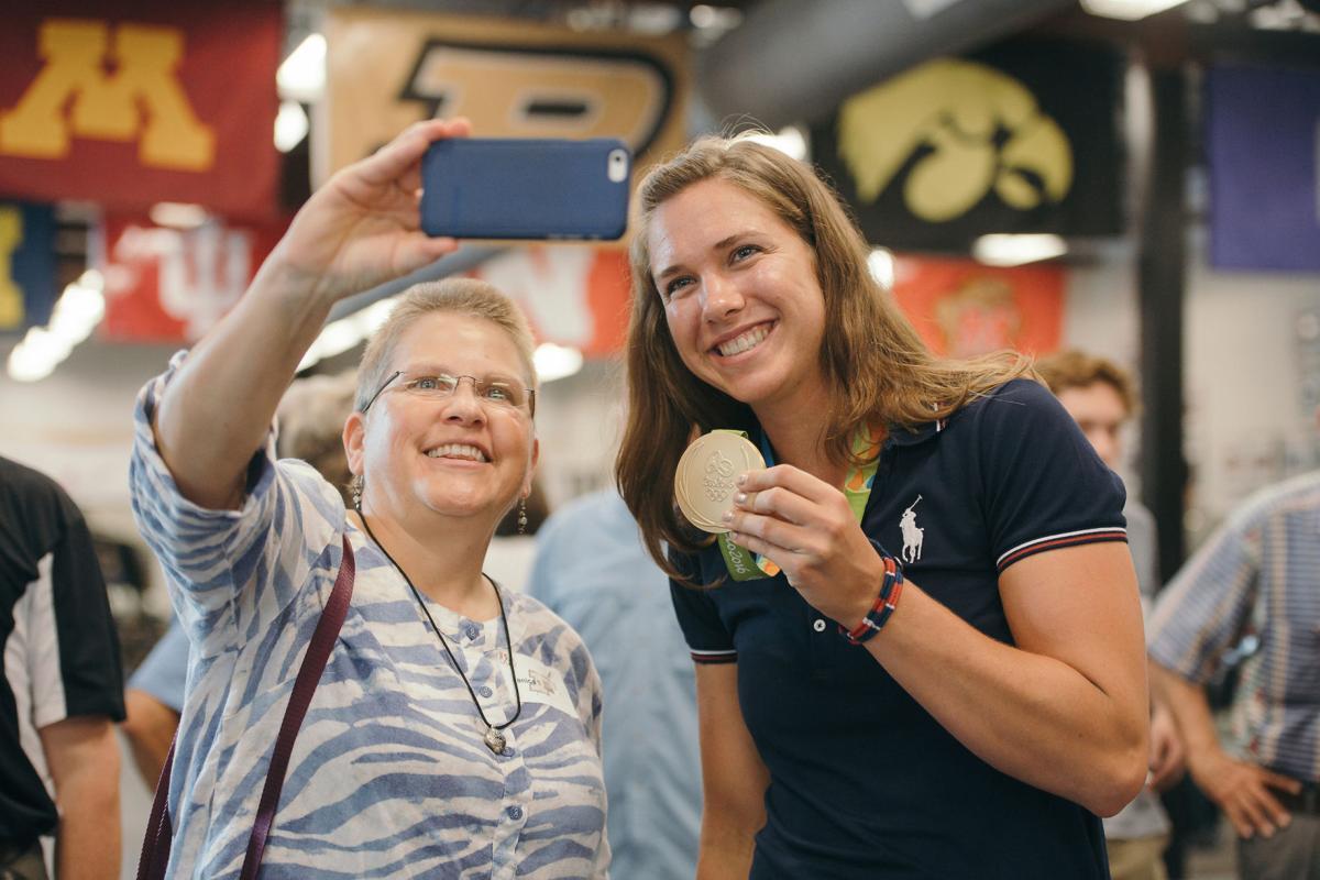 9/8/16 Amanda Elmore Gold Medal