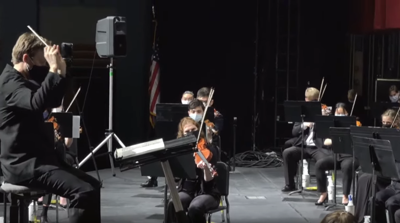 Orchestra concert 4/25/21