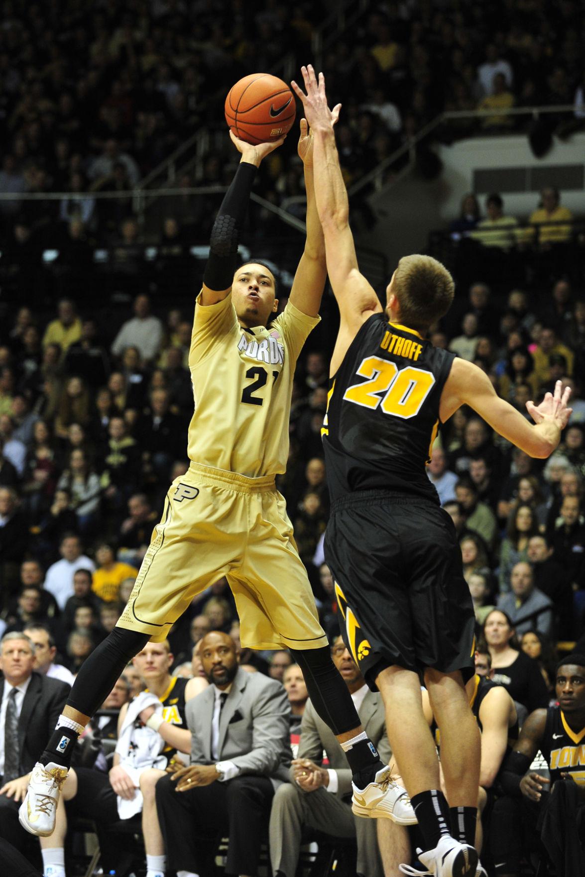 purdue men's basketball: boilers face high-scoring iowa saturday