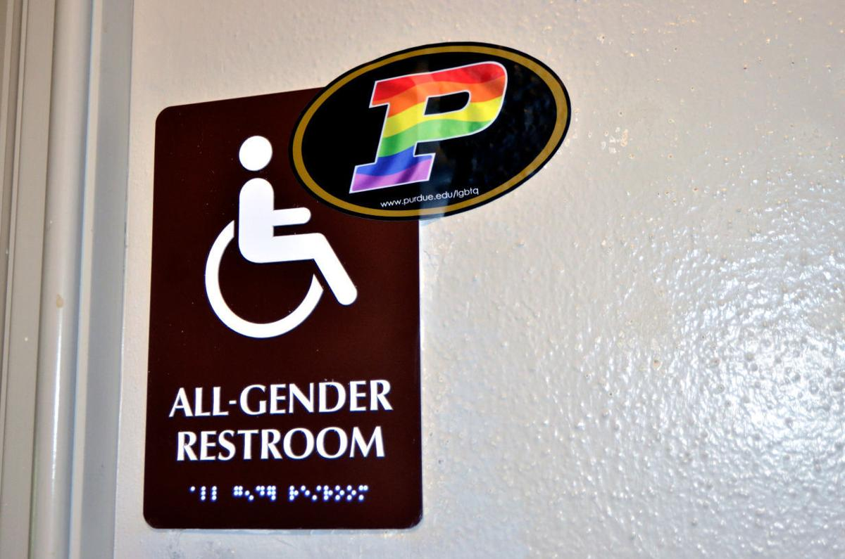 Gender Inclusive Bathroom Added To Union