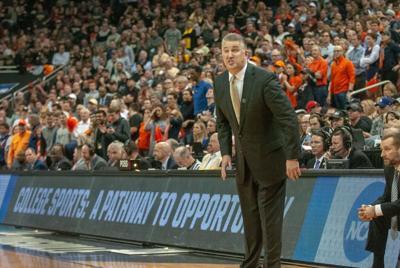 3/30/19 NCAA Tournament, Virginia, Coach Painter