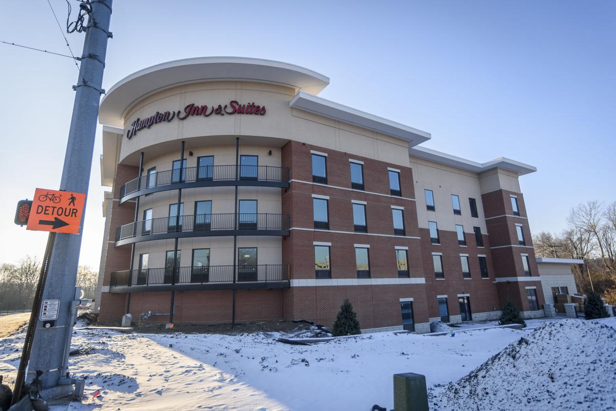 Newly Constructed Hampton Inn To Open In January City