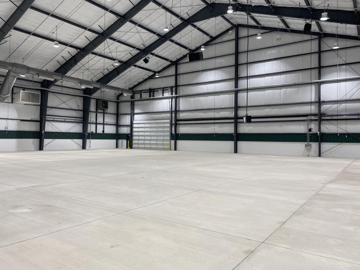 6/9/21 Tippecanoe County fairgrounds, west wing